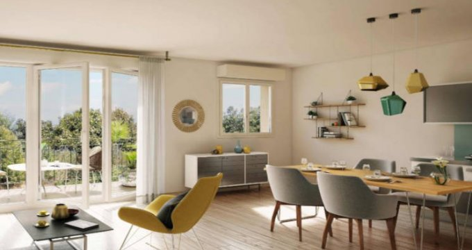 Achat / Vente immobilier neuf Arnas proche commerces (69400) - Réf. 3539