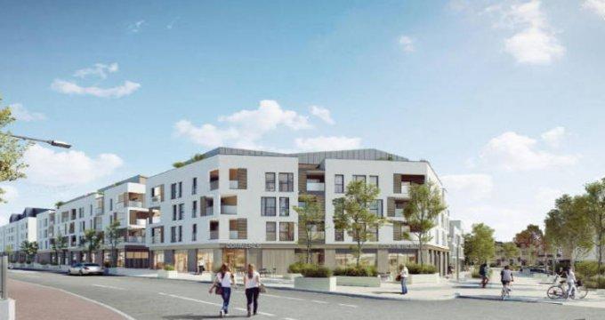 Achat / Vente immobilier neuf Brignais au cœur du centre-ville (69530) - Réf. 5104