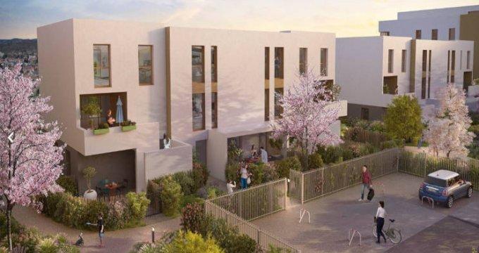 Achat / Vente immobilier neuf Brignais proche coeur de ville (69530) - Réf. 2765