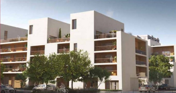 Achat / Vente immobilier neuf Bron au cœur quartier le Champ des Possibles (69500) - Réf. 4343
