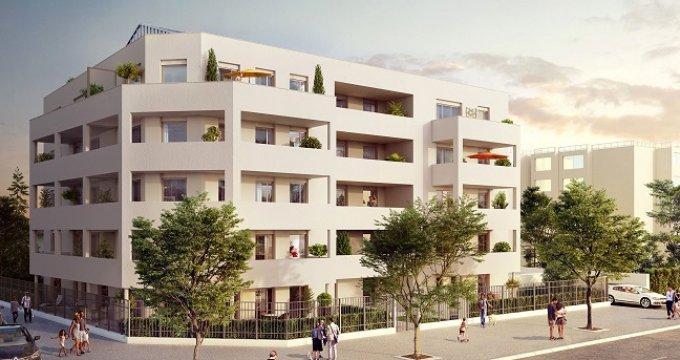 Achat / Vente immobilier neuf Bron proche place Jean Moulin (69500) - Réf. 2590