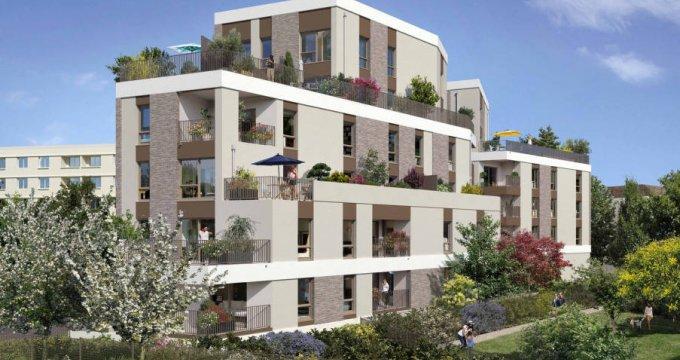 Achat / Vente immobilier neuf Caluire-et-Cuire centre-bourg (69300) - Réf. 6182