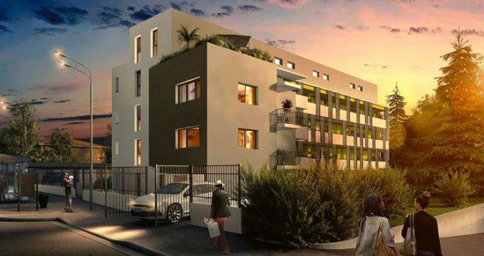 Achat / Vente immobilier neuf Caluire proche commerces (69300) - Réf. 2370