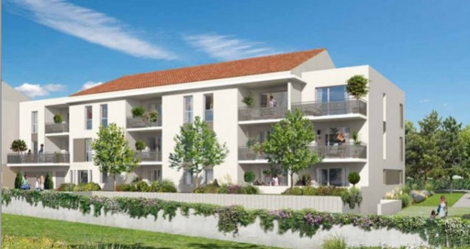 Achat / Vente immobilier neuf Champagne Au Mont d'Or proche centre bourg (69410) - Réf. 2050