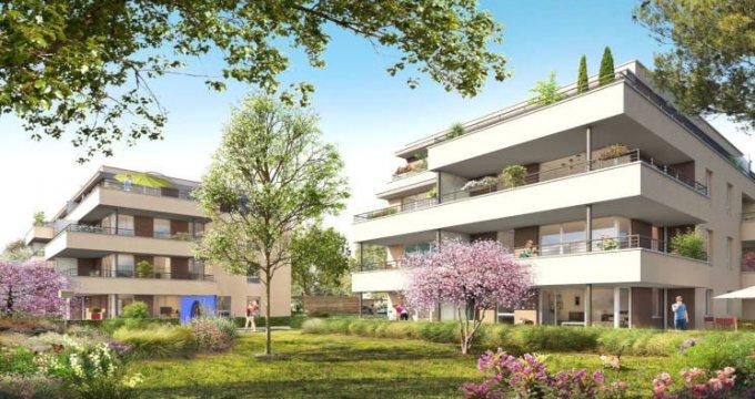 Achat / Vente immobilier neuf Champagne-au-Mont-d'Or proche hypercentre (69410) - Réf. 4521