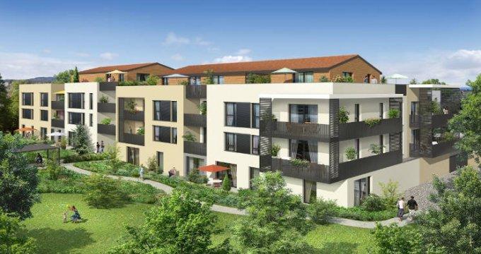 Achat / Vente immobilier neuf Chaponost à 10 du parc du Boulard (69630) - Réf. 3885