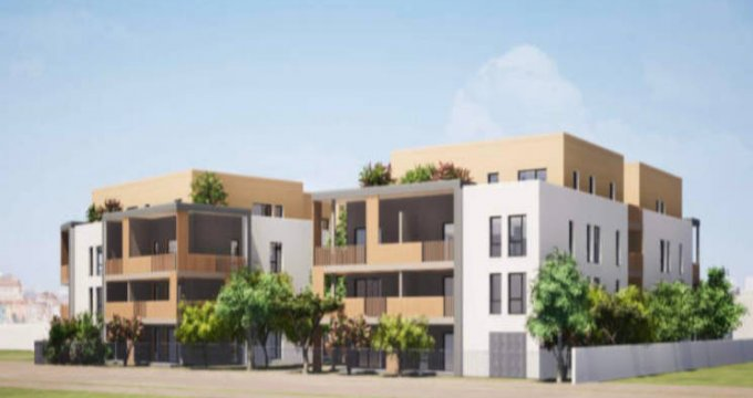 Achat / Vente immobilier neuf Corbas quartier des Taillis (69960) - Réf. 5576