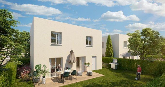 Achat / Vente immobilier neuf Dardilly à seulement 11 km de Lyon (69570) - Réf. 1408