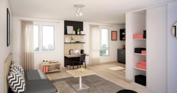 Achat / Vente immobilier neuf Ecully, domaine de Charrière Blanche (69130) - Réf. 2894