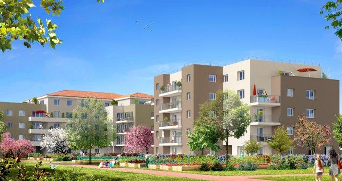 Achat / Vente immobilier neuf Ecully quartier résidentiel proche centre-ville (69130) - Réf. 2048