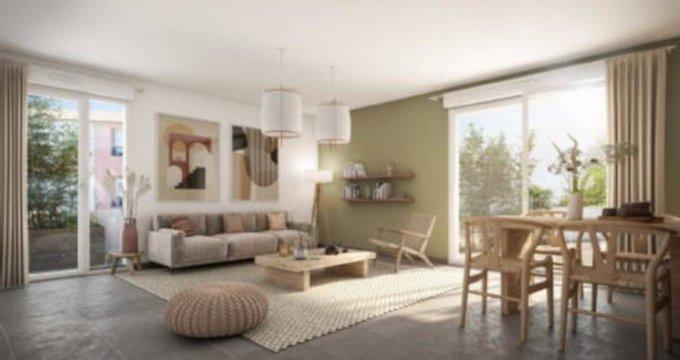 Achat / Vente immobilier neuf Francheville le bas proche commodités (69340) - Réf. 5985