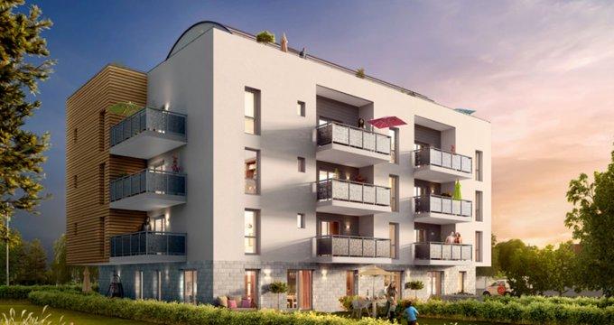 Achat / Vente immobilier neuf Francheville quartier Bel Air (69340) - Réf. 353