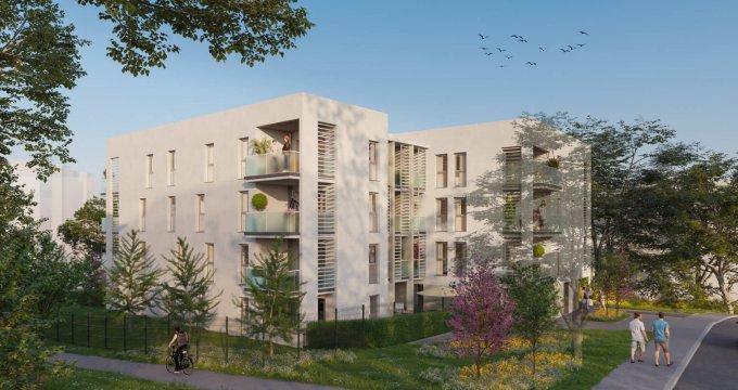 Achat / Vente immobilier neuf Gleizé proche centre-ville Villefranche-sur-Saône (69400) - Réf. 6144