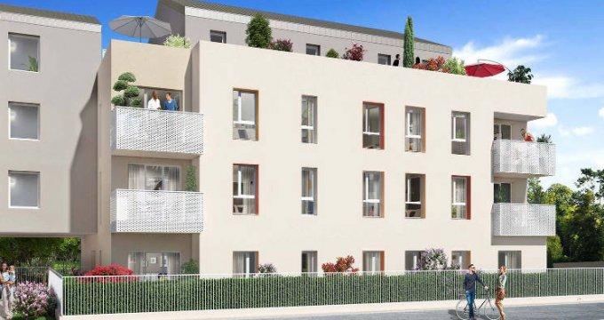 Achat / Vente immobilier neuf Gringny au sud de Lyon (69520) - Réf. 3403