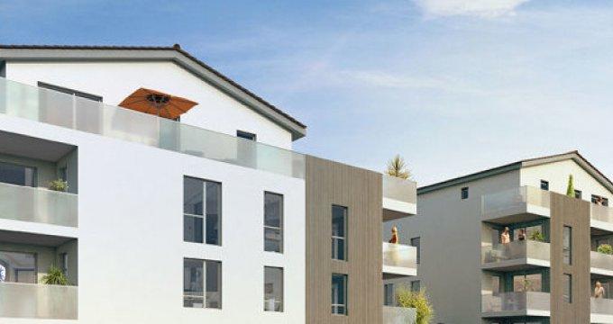 Achat / Vente immobilier neuf Irigny centre-ville (69540) - Réf. 2377