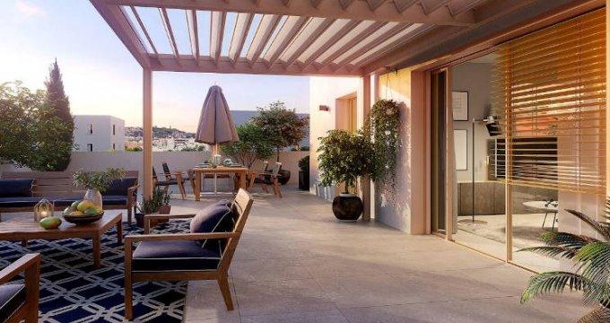 Achat / Vente immobilier neuf Lyon 03 aux pieds des transports (69003) - Réf. 4837