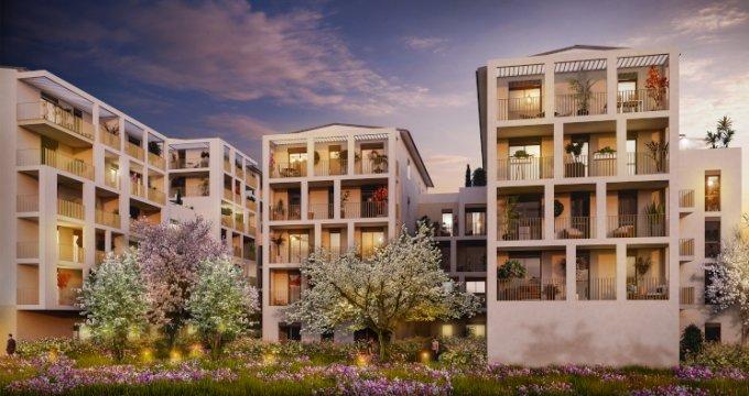 Achat / Vente immobilier neuf Lyon 08 à 600 mètres du tramway T2 (69008) - Réf. 5386