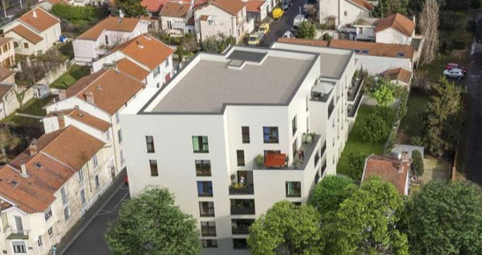 Achat / Vente immobilier neuf Lyon 08 proche transports (69008) - Réf. 4407