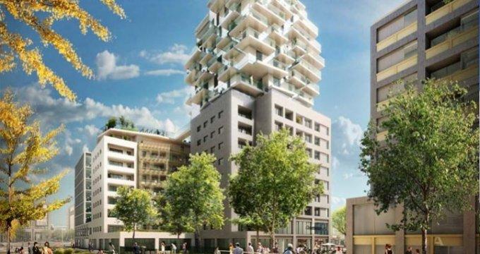 Achat / Vente immobilier neuf Lyon 3 proche centre commercial Part-Dieu (69003) - Réf. 1830