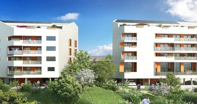 Achat / Vente immobilier neuf Lyon 5 quartier Saint Irénée (69005) - Réf. 433