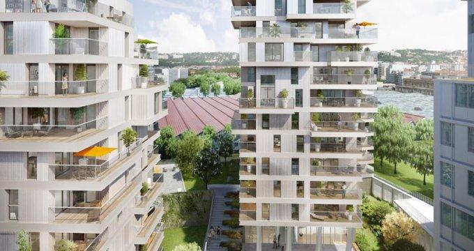 Achat / Vente immobilier neuf Lyon 7ème ZAC des Girondins (69007) - Réf. 795
