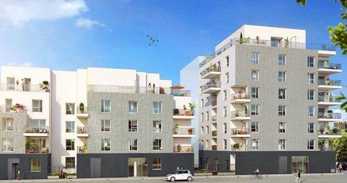 Achat / Vente immobilier neuf Lyon 8 proche avenue Berthelot (69008) - Réf. 1805