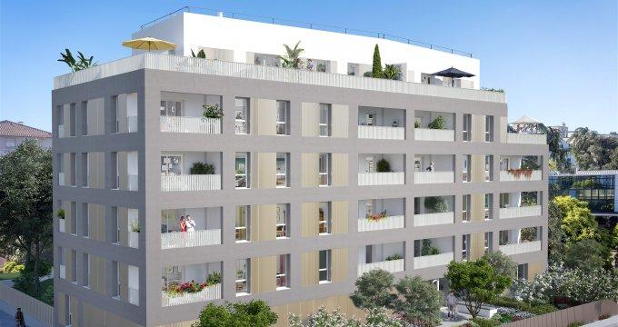 Achat / Vente immobilier neuf Lyon proche Part-Dieu (69003) - Réf. 3518