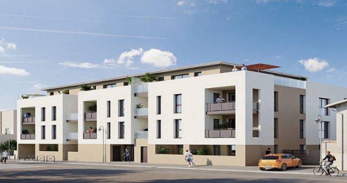 Achat / Vente immobilier neuf Mions à moins de 8 min de la gare (69780) - Réf. 5302