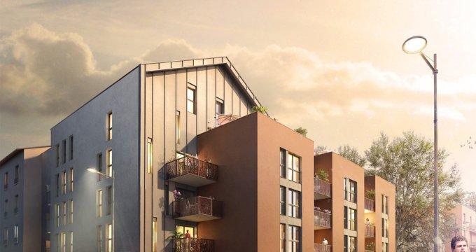 Achat / Vente immobilier neuf Oullins proche centre-ville (69600) - Réf. 772