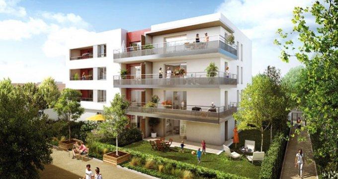Achat / Vente immobilier neuf Pierre-Bénite centre-ville (69310) - Réf. 1326
