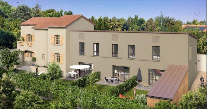 Achat / Vente immobilier neuf Rillieux-la-Pape proche du Canal de Miribel (69140) - Réf. 6034