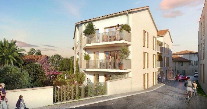 Achat / Vente immobilier neuf Rillieux-la-Pape Vancia (69140) - Réf. 6040