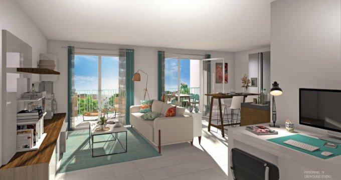 Achat / Vente immobilier neuf Saint-Laurent-de-Mure coeur de ville (69720) - Réf. 5978