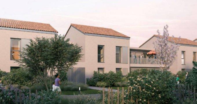 Achat / Vente immobilier neuf Saint-Laurent-de-Mure proche centre village (69720) - Réf. 4032