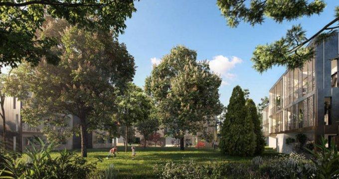 Achat / Vente immobilier neuf Tassin-la-Demi-Lune cœur Tassin-le-Bourg (69160) - Réf. 4699