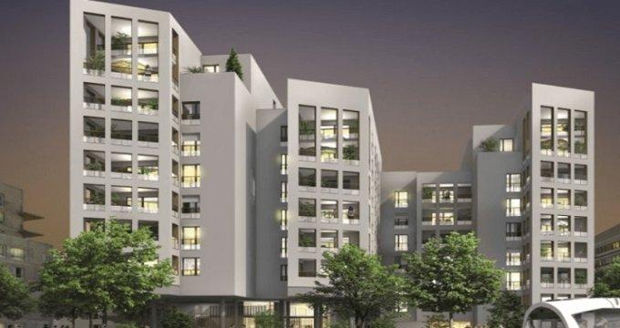 Achat / Vente immobilier neuf Vaulx-en-Velin secteur La Soie (69120) - Réf. 1309