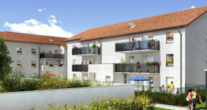 Achat / Vente immobilier neuf Vaulx-en-Velin Village proche centre-ville (69120) - Réf. 659