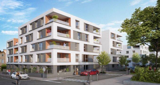 Achat / Vente immobilier neuf Vénissieux en plein cœur du centre-ville (69200) - Réf. 4966