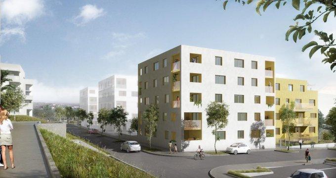 Achat / Vente immobilier neuf Vénissieux proche square Romain Rolland (69200) - Réf. 1367