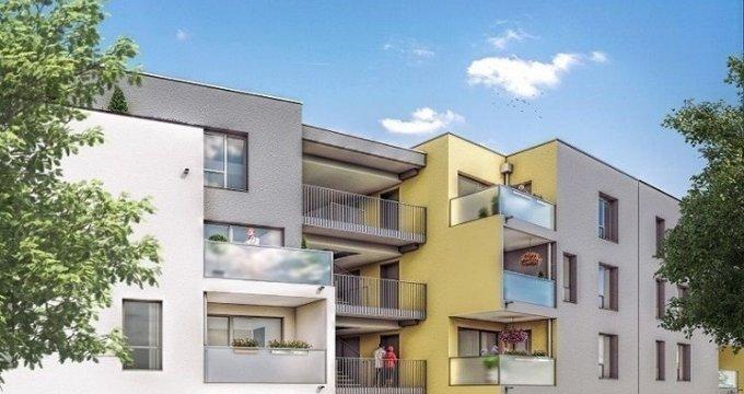 Achat / Vente immobilier neuf Vénissieux quartier résidentiel proche Village (69200) - Réf. 1338