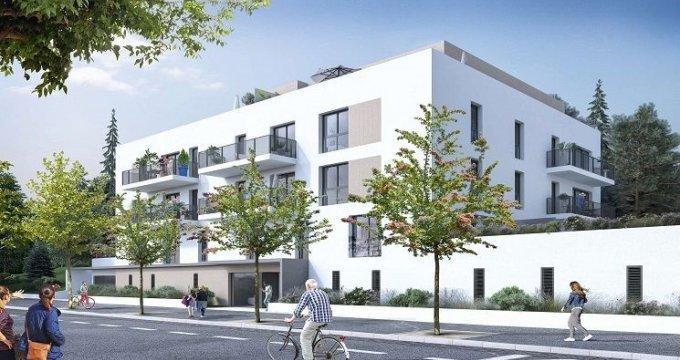 Achat / Vente immobilier neuf Vénissieux quartier sud-est (69200) - Réf. 1235