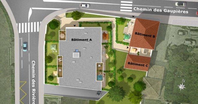 Achat / Vente immobilier neuf Vernaison à proximité du bus (69390) - Réf. 4838