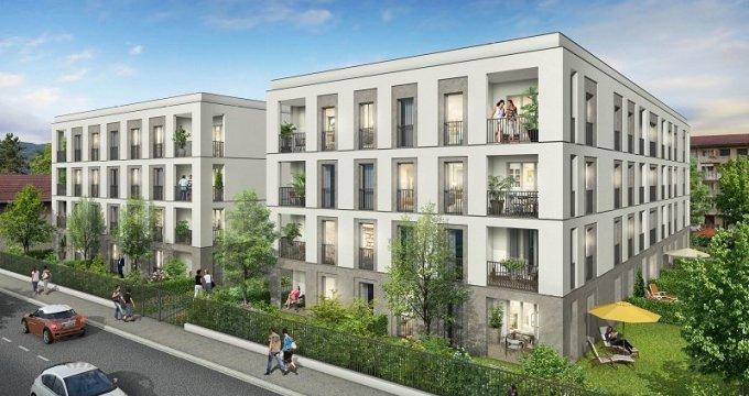 Achat / Vente immobilier neuf Villefranche-Sur-Saône Boulevard Antonin Lassalle (69400) - Réf. 4154