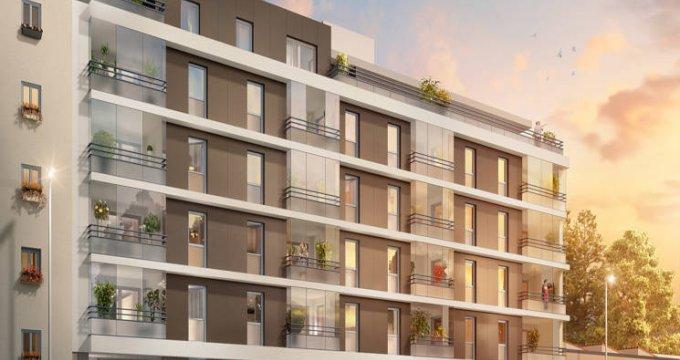 Achat / Vente immobilier neuf Villefranche-sur-Saône hyper-centre (69400) - Réf. 4362