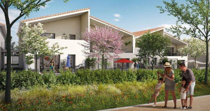 Achat / Vente immobilier neuf Villefranche-sur-Saône proche écoles et commodités (69400) - Réf. 4205