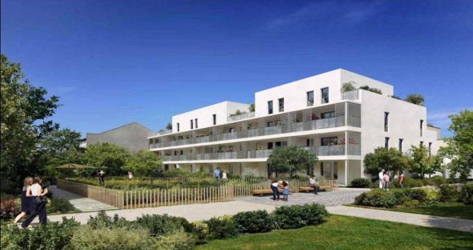 Achat / Vente immobilier neuf Villeurbanne à 290m du métro République (69100) - Réf. 5080