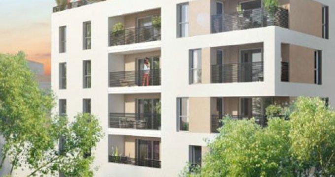 Achat / Vente immobilier neuf Villeurbanne à 5 minutes de la Place Grandclément (69100) - Réf. 351