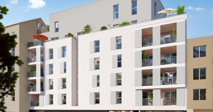 Achat / Vente immobilier neuf Villeurbanne proche place Wilson (69100) - Réf. 1196