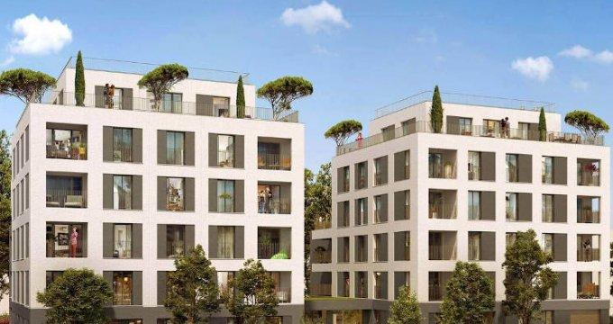Achat / Vente immobilier neuf Villeurbanne quartier Château-Gaillard (69100) - Réf. 4867