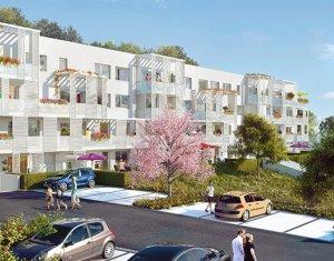 Achat / Vente immobilier neuf Albigny-sur-Saône 12 minutes de Lyon (69250) - Réf. 450